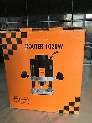 B and Q 1020W Router