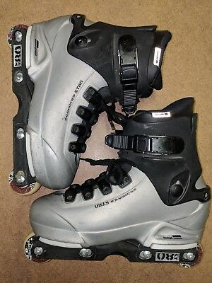 Salomon ST80 plates inline skates Inc spare plates  aggressive roller blades