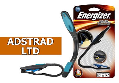 Energizer Booklite LED Book Light Clip On Reading Light Amazon Kindle Torch