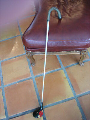 Rare Vintage GOLF CLUB DRIVER CANE by The Over The Hill Gang
