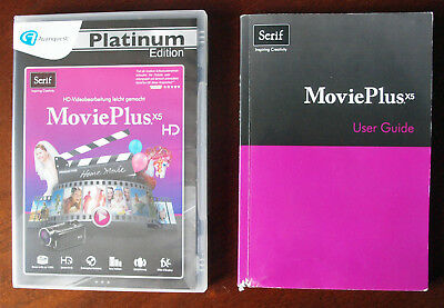 MoviePlus X5, Platinum Edition