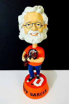 Grateful Dead Bobblehead Jerry Garcia Sound ~ Chip ! San Francisco SF Giants MLB