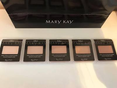 MARY KAY Sheer Mineral Pressed Powder Various Shades *BRAND NEW*