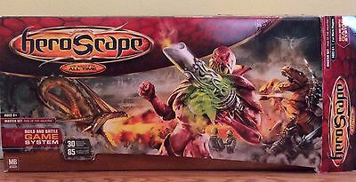 HeroScape Rise of the Valkyrie Master Set Complete Milton Bradley Second Ed.