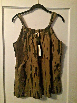 Old Navy Womans Tank Top~ Cute Camo look!  Size Large ~ NWT~