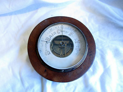 An Antique Wall Barometer