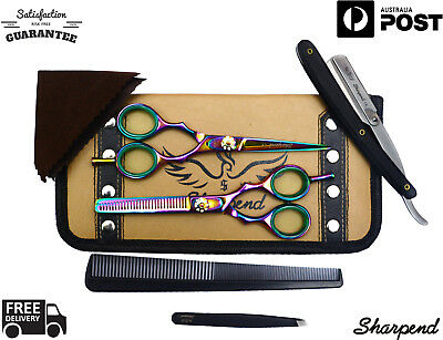 "5.5""professional Salon Hairdressing Hair Cutting Thinning Barber Scissors Shears"