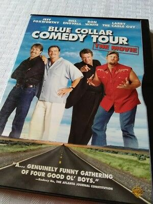 Blue Collar Comedy Tour: The Movie (DVD, 2003) Like New