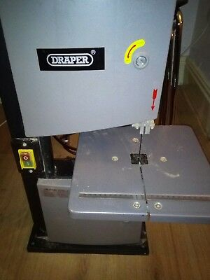 SOLD!!! Draper Bandsaw 200mm 250w nearly new