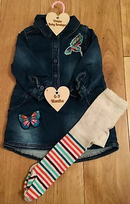 6-9 Months Baby Girls Clothing Multi Listing Outfits Sets Shoes Make a Bundle
