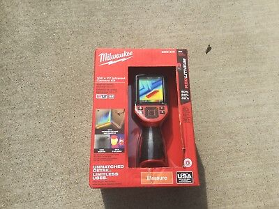 Milwaukee 2258-21H M12 Fuel Infrared Camera Kit Brand New Fast Shipping!!!
