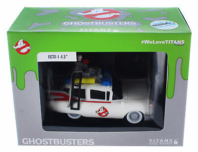 Ghostbusters Ecto-1 Titans Vinyl figure Collectible NIB! Free shipping!