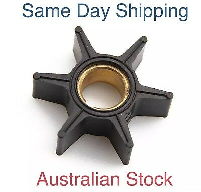 New Mercury Outboard Impeller 20hp Red Blue Band 1970 - 1982 47-89982 47-65958