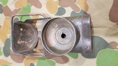 Australian Army  WWII Brass Signal Torch Lamp 1944 NO RESERVE