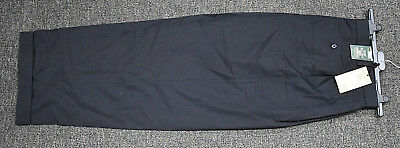 Vintage c1980's NOS Mens Trousers / Pants -  Marks & Spencer St Michael - 86cm