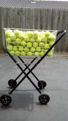 Tennis balls used - One bag of 50 balls for sale.