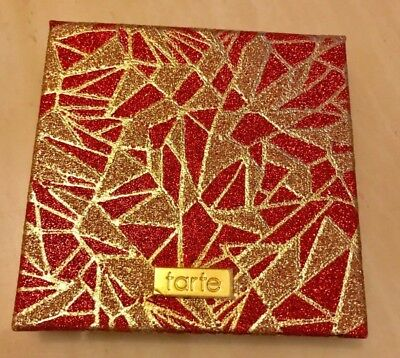 BNIB Tarte Glitter Magnetic Customisable Palette with Mirror and Pretty Gift Box