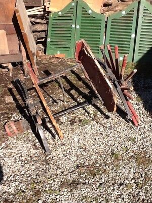horse cart vintage pony horse cart trap carriage  old horse drawn cart carriage