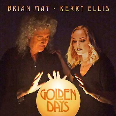 Brian May + Kerry Ellis ‎– Golden Days (New/sealed) Cd