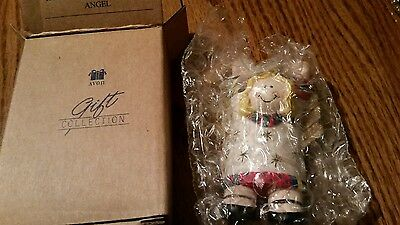 Avon Christmas Holiday Package Topper Angel