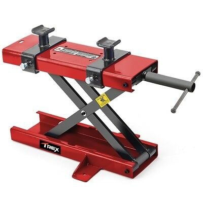 500kg Capacity Scissor Lift Motorcycle Jack Stand- M50