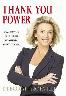 Thank You Power: Making the Science of Gratitude Work for You-ExLibrary