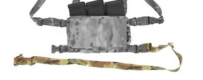 Spiritus Systems multicam micro fight Back Strap Chest Rig H Harness Mayflower