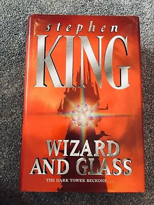 The Dark Tower: Wizard and Glass - Stephen King, 1st/1st Hardcover 1997