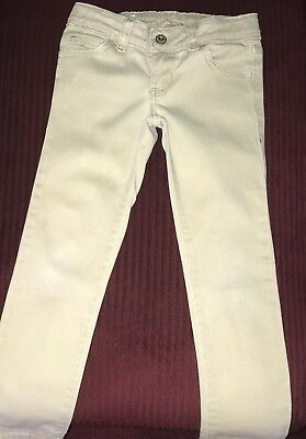 Girl's Khaki Uniform Pants