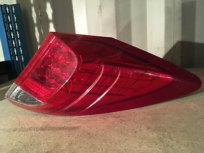 Honda Civic Driver Side Rear Light 2012 2013 2014