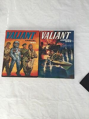 VALIANT Annual X 2 1964 and 1965