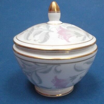 Petunia Minton small lidded bowl/dish designed by John Waddaston exc cond