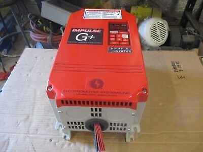 Impulse G+ Adjustable Frequency Drive #251243R Used