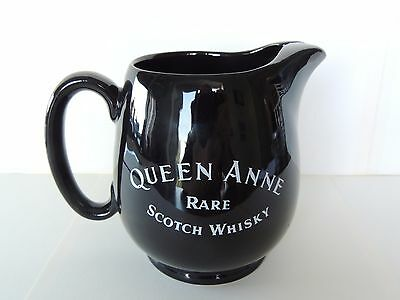 Vintage Queen Anne Rare Scotch Whisky Water Jug - Wade Regicor