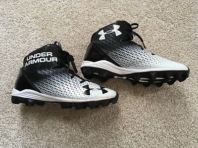 Under Armour Youth Lacrosse Cleats (Size 6Y)