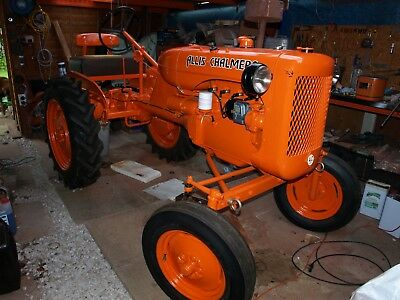 Allis Chalmers Model B parts and complete tractor for sale