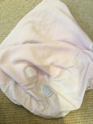 Red Castle - Cacoonababy Quilted Cocoonacover Pink