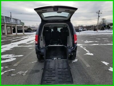2014 Dodge Grand Caravan AVP/SE VAN WHEELCHAIR HANDICAP REAR ENTRY 2014 AVP/SE Used 3.6L V6 24V