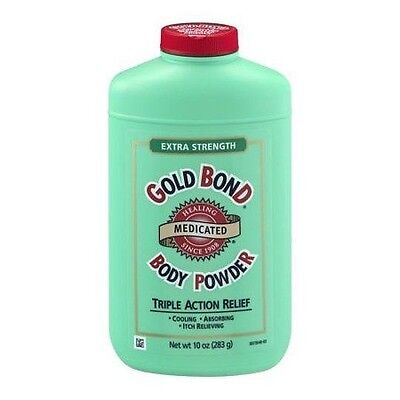 Gold Bond Extra Strength Body Powder, 10 oz
