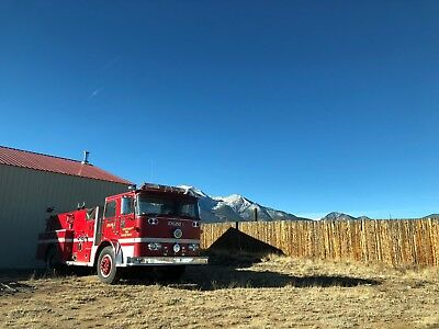 Fire Engine for sale in Buena Vista, CO