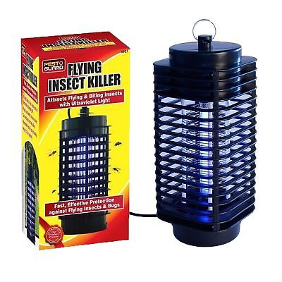 Indoor UV Flying Insect Killer Electric Electronic Mosquito Pest Fly Bug Zapper