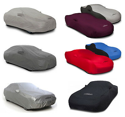 Coverking Custom Vehicle Covers For Chrysler - Choose Material And Color