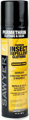 NEW! Sawyer Products SP602 Premium Permethrin Clothing Insect Repellent Ae SP602