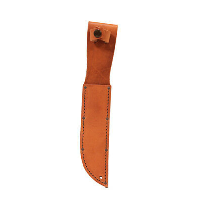 NEW! Ka-Bar Leather Sheath, 7-Inch, Brown 1217I