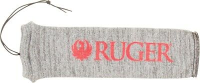 """NEW! Allen Ruger Silicone Treated Knit Handgun Sock, Gray, 14"""" 27133"""