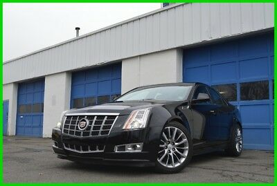 2013 Cadillac CTS Performance Leather Interior Heated Seats Power Monroof Bose Audio Navigation Rear Cam &More