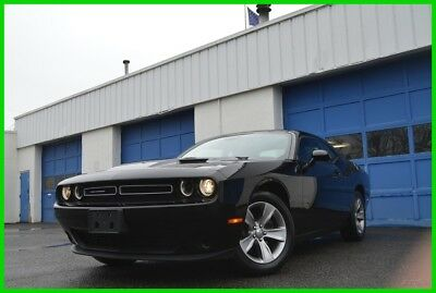 2017 Dodge Challenger SXT Full Power Options Uconnect Cruise Control Alloy Wheels Climate Control And More