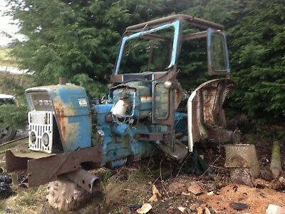 Ford 4000 Force,Spares or repair, New Holland, Fordson tractor, classic