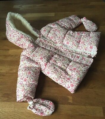 6-9 Months Girls Coat From Asda