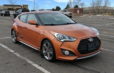 2015 Hyundai Veloster Turbo Perfect 2015 Hyundai Veloster Turbo w/ POWERTRAIN & BUMPER-TO-BUMPER WARRANTY